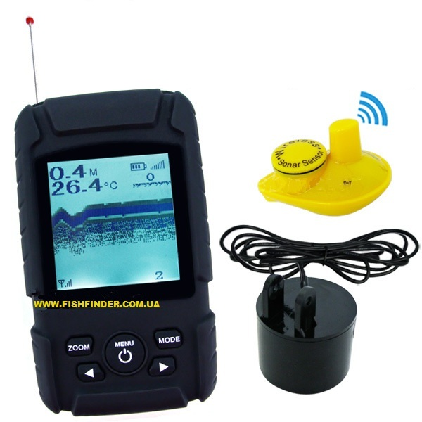 Lucky ff718li fishfinder for Lucky fish finder