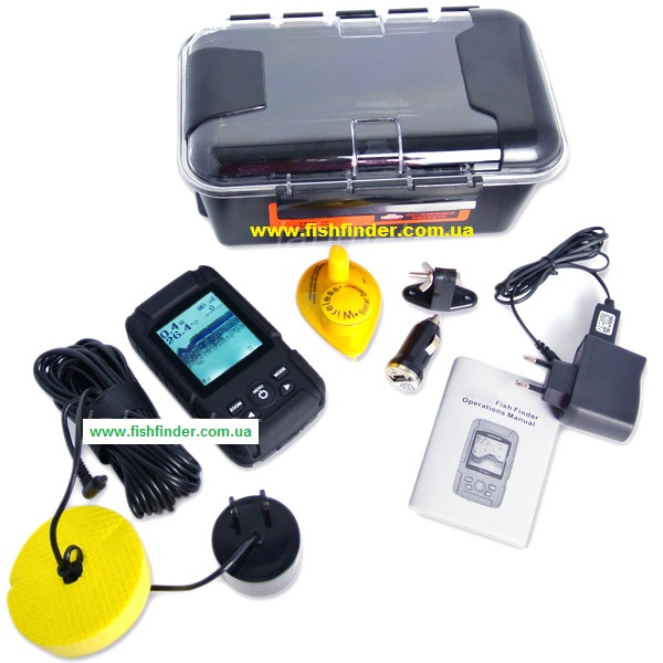 Wireless Fishfinder Lucky