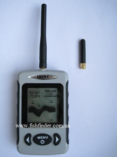 антенна для эхолота lucky ffw718 купить