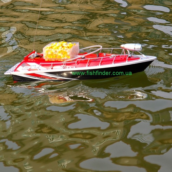 кораблик для завоза прикормки купить самодельный