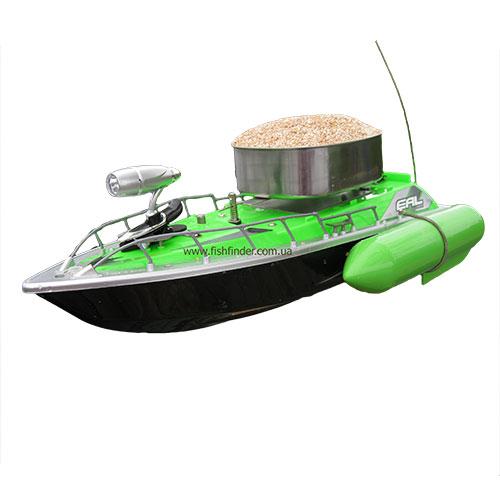 купить кораблик для прикормки эхолотом