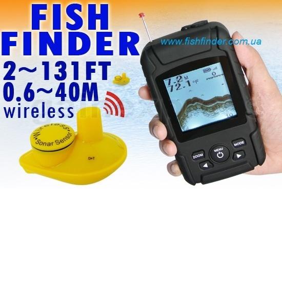 эхолот fishfinder ffw718 купить в харькове