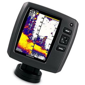 how to use garmin echo 550c fishfinder